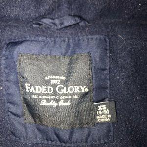 Faded glory winter jacket